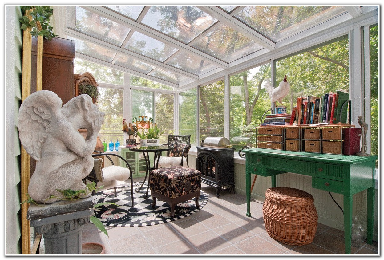 Free Sunroom Design Plans