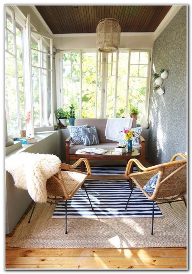 Front Porch Sunroom Ideas