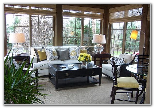 Furniture For Small Sunrooms