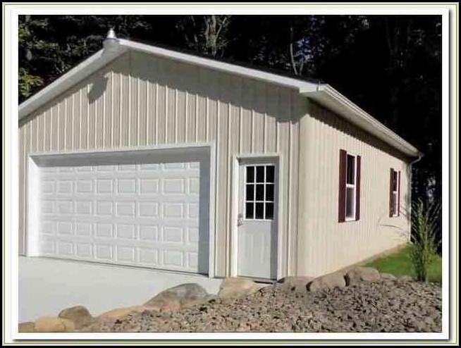 Garage Doors For Sheds