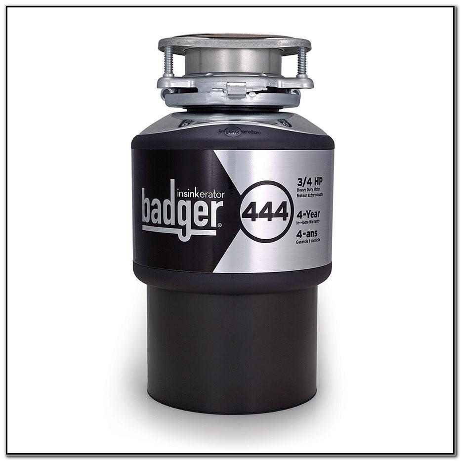 Garbage Disposal Insinkerator 444
