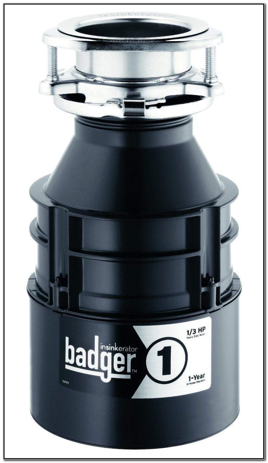 Garbage Disposal Insinkerator Badger 5