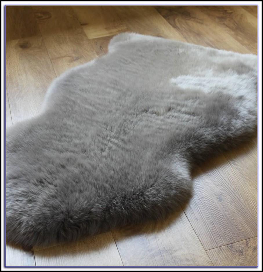 Grey Sheepskin Rug Ireland