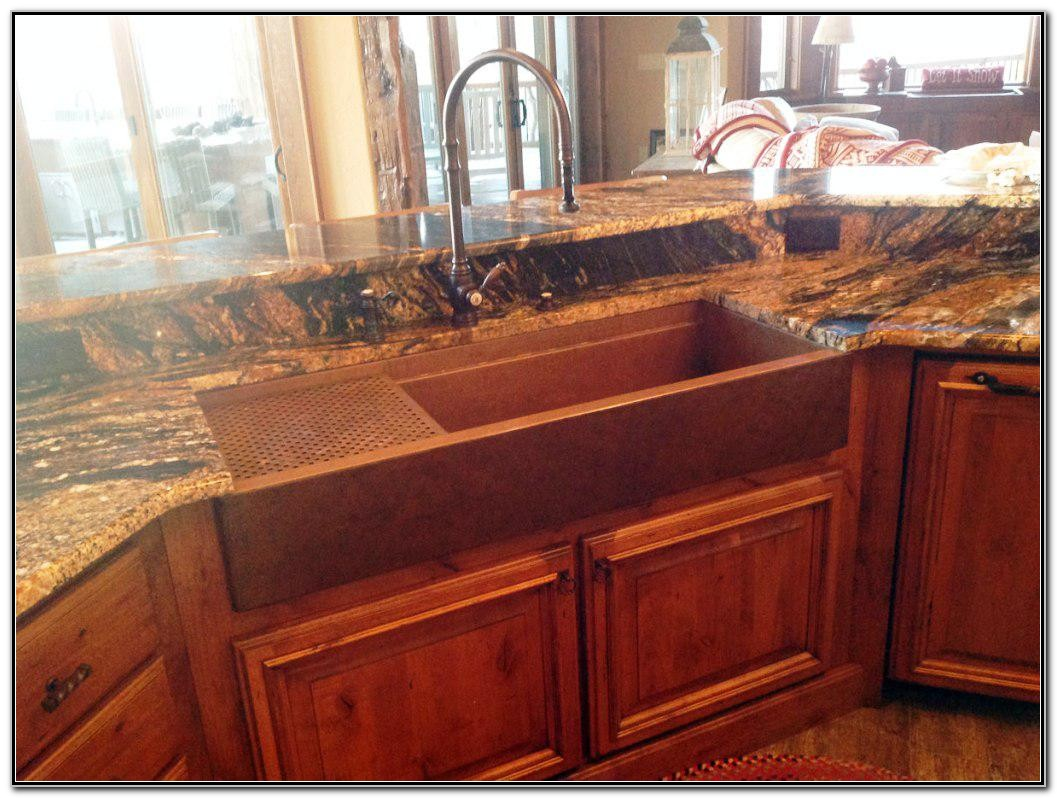 Hammered Copper Bathroom Sink Home Depot