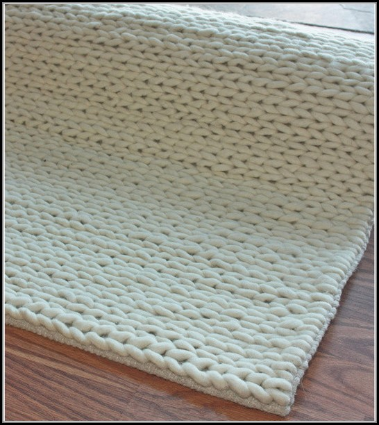 Hand Braided Wool Rugs