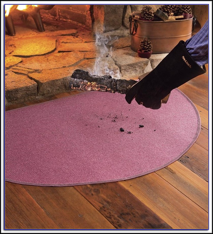 Hearth Rugs Fire Resistant Home Depot
