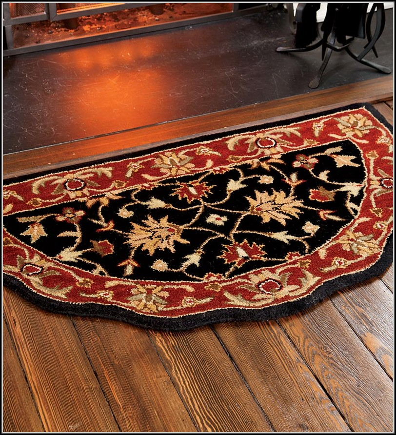 Hearth Rugs Fire Resistant