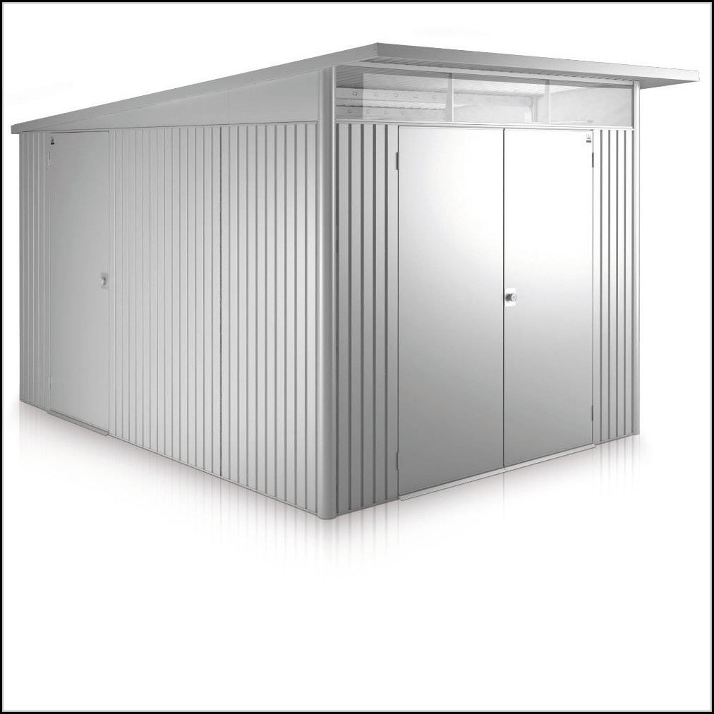 Heavy Duty Metal Sheds
