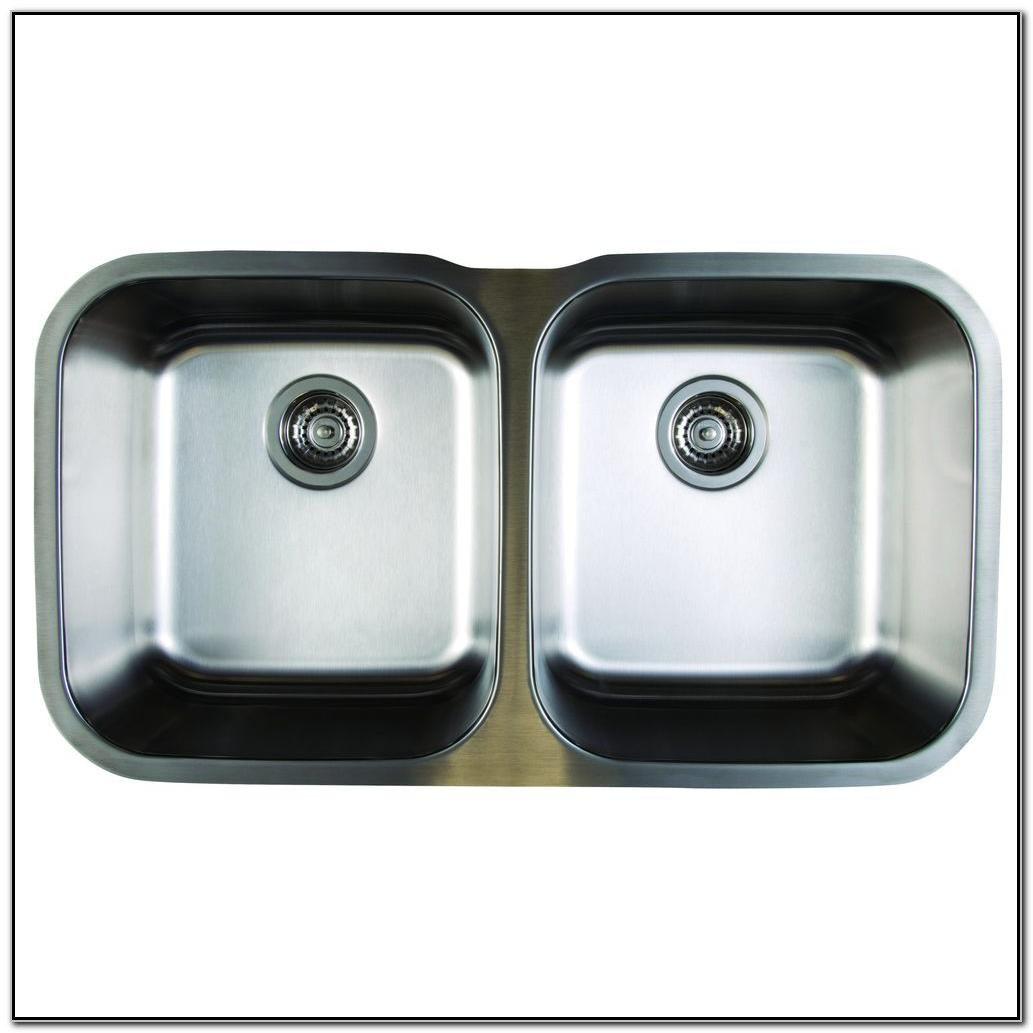Home Depot Blanco Stainless Steel Sinks