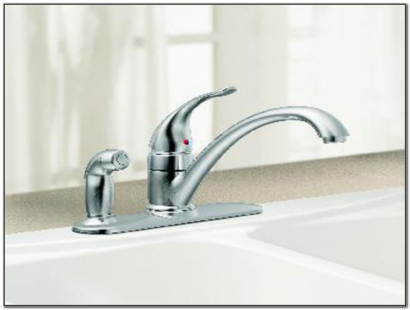 Home Depot Kitchen Sink Faucet With Sprayer