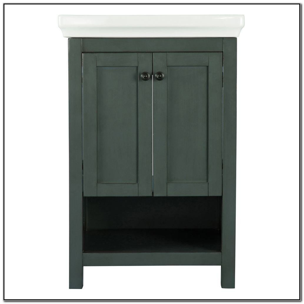 Home Depot Sink Cabinet Combo