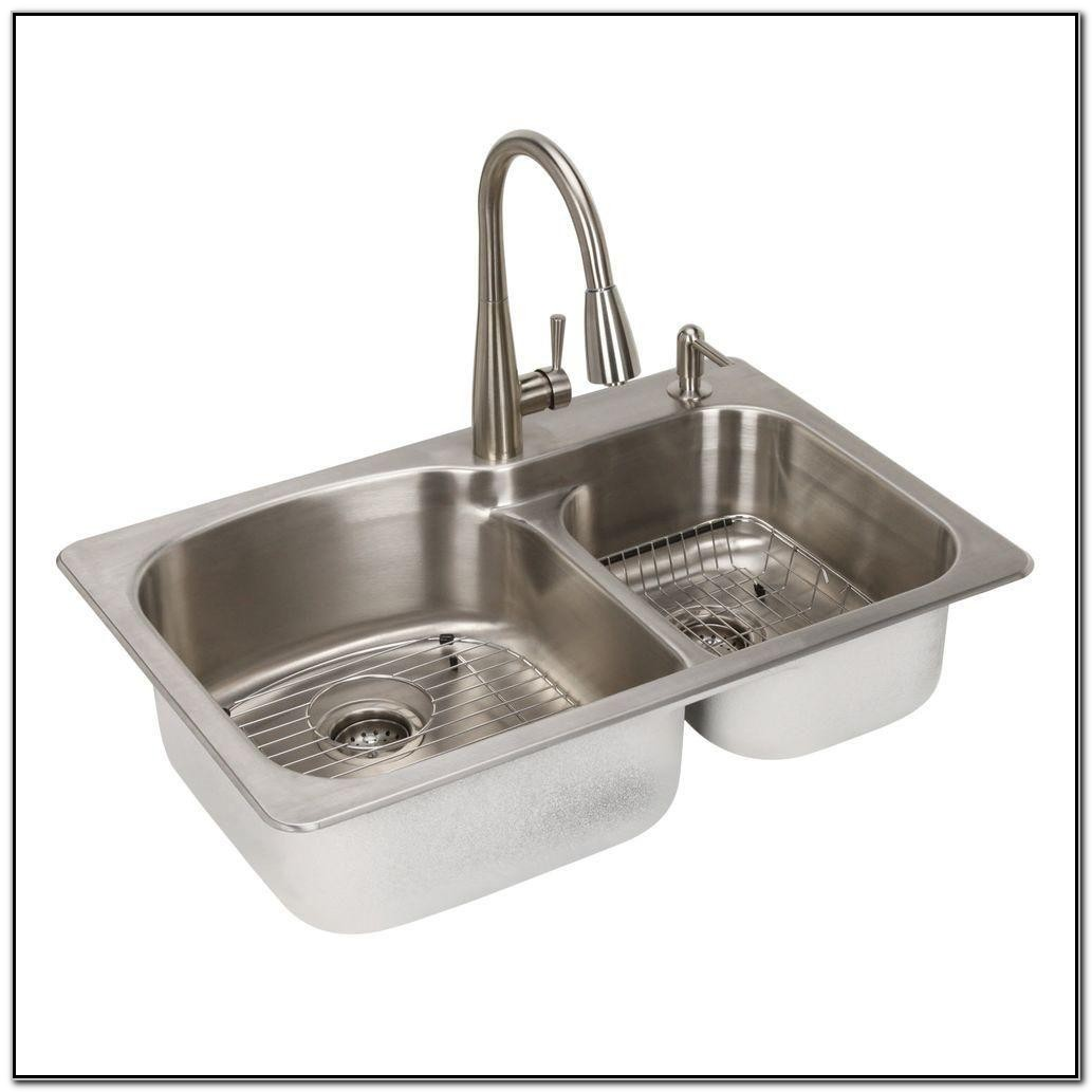 Home Depot Stainless Steel Sinks