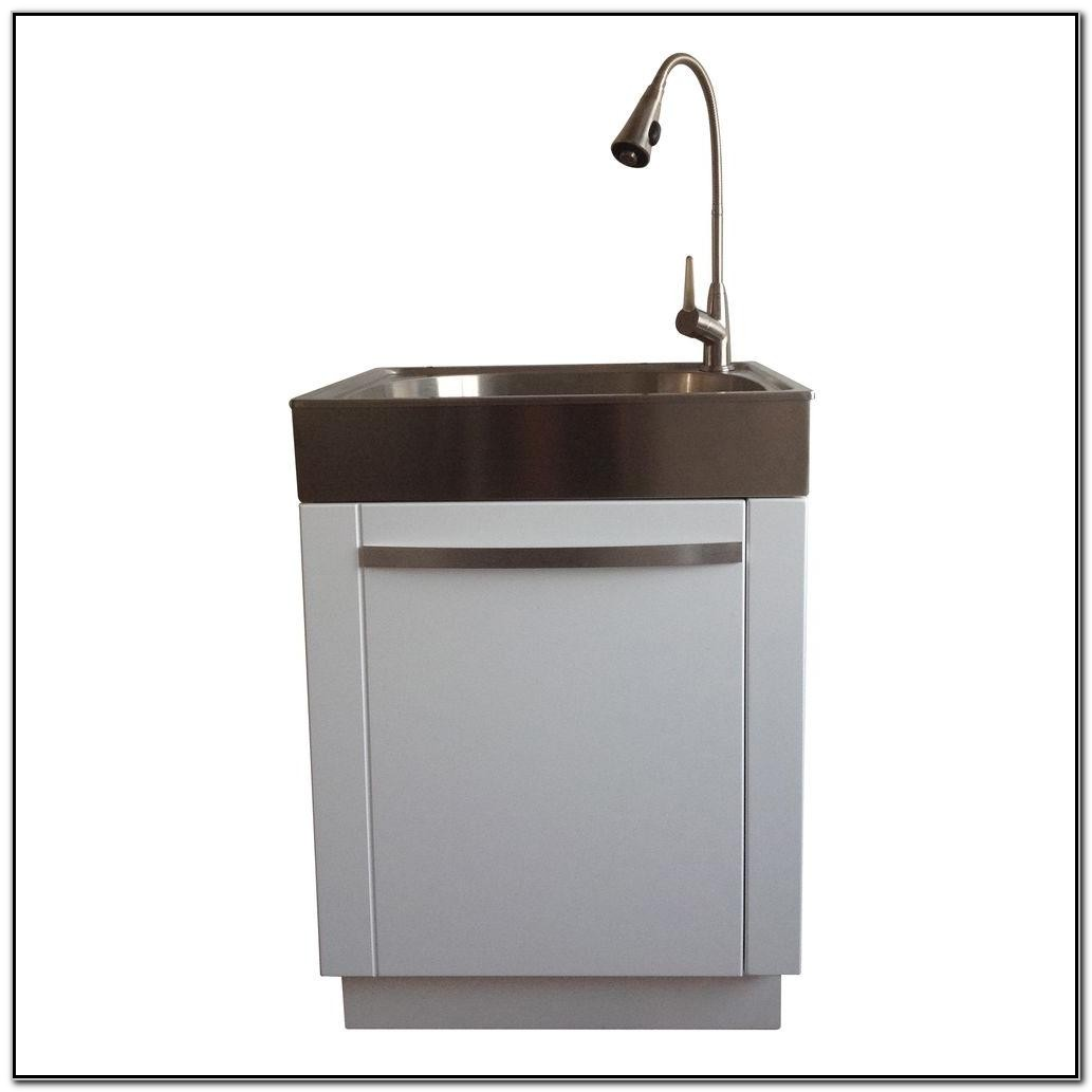 Home Depot Utility Sinks Stainless Steel