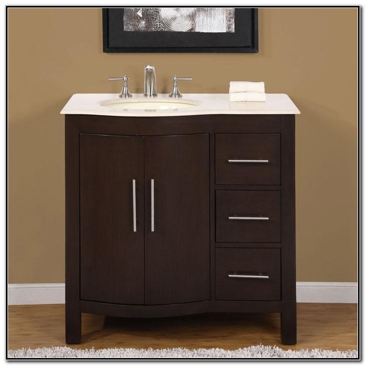 Home Depot Vessel Sink Cabinet