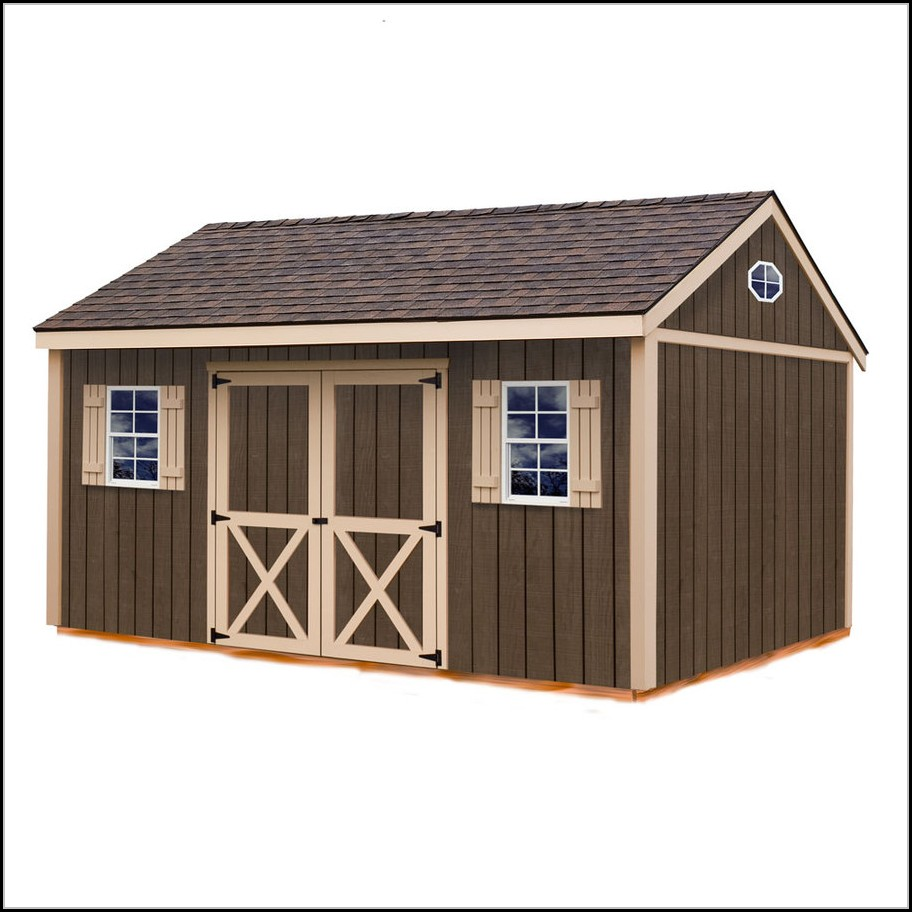 Home Depot Wood Shed Kits