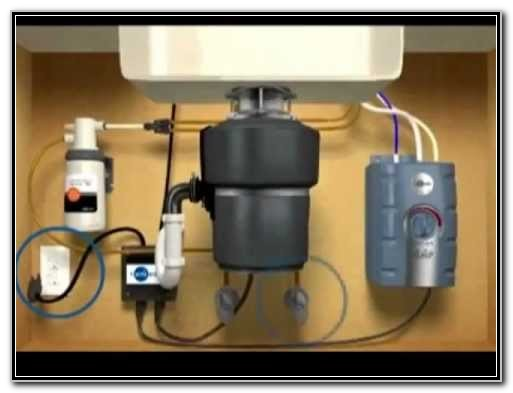 Hot Water Dispenser Insinkerator