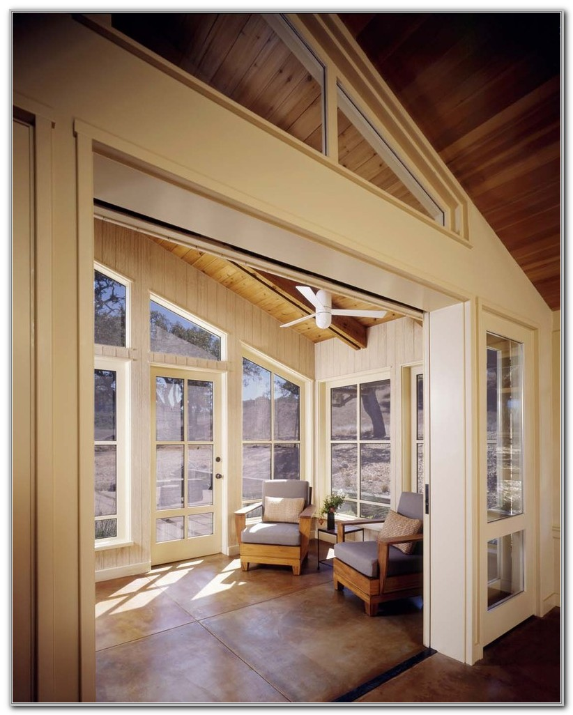 Ideas For Sunroom Floors