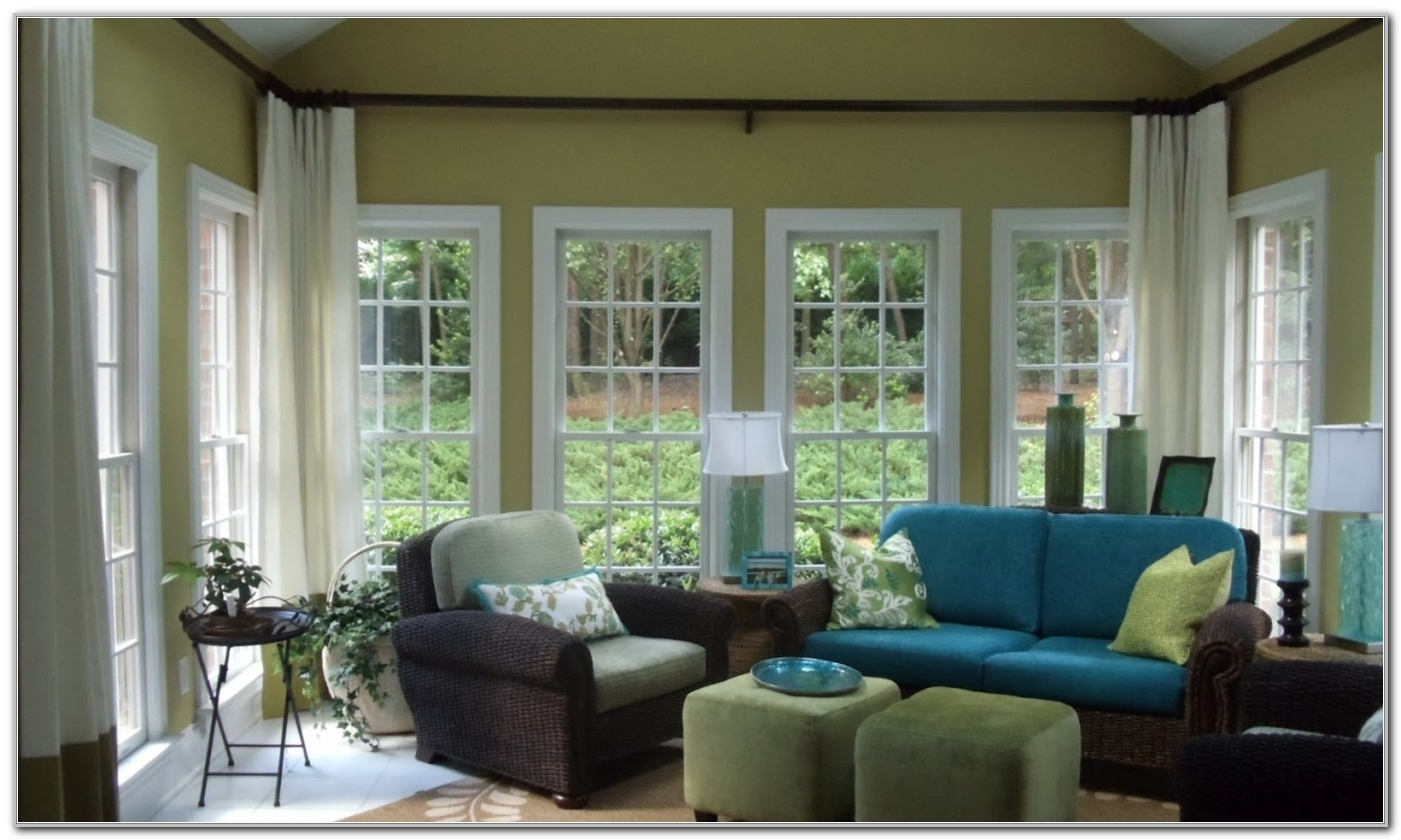 Ideas For Sunroom Windows