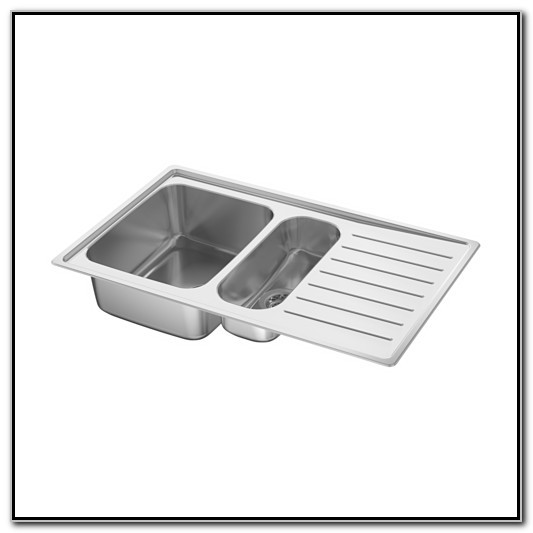 Ikea Kitchen Sink Drain Size
