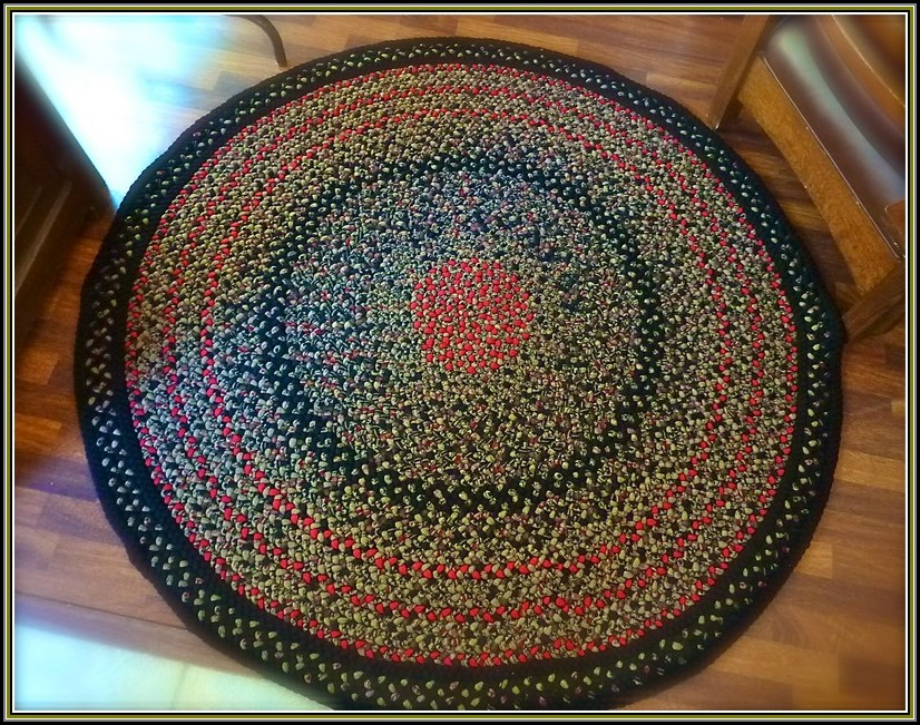 Round Braided Rugs Canada Rugs Home Decorating Ideas