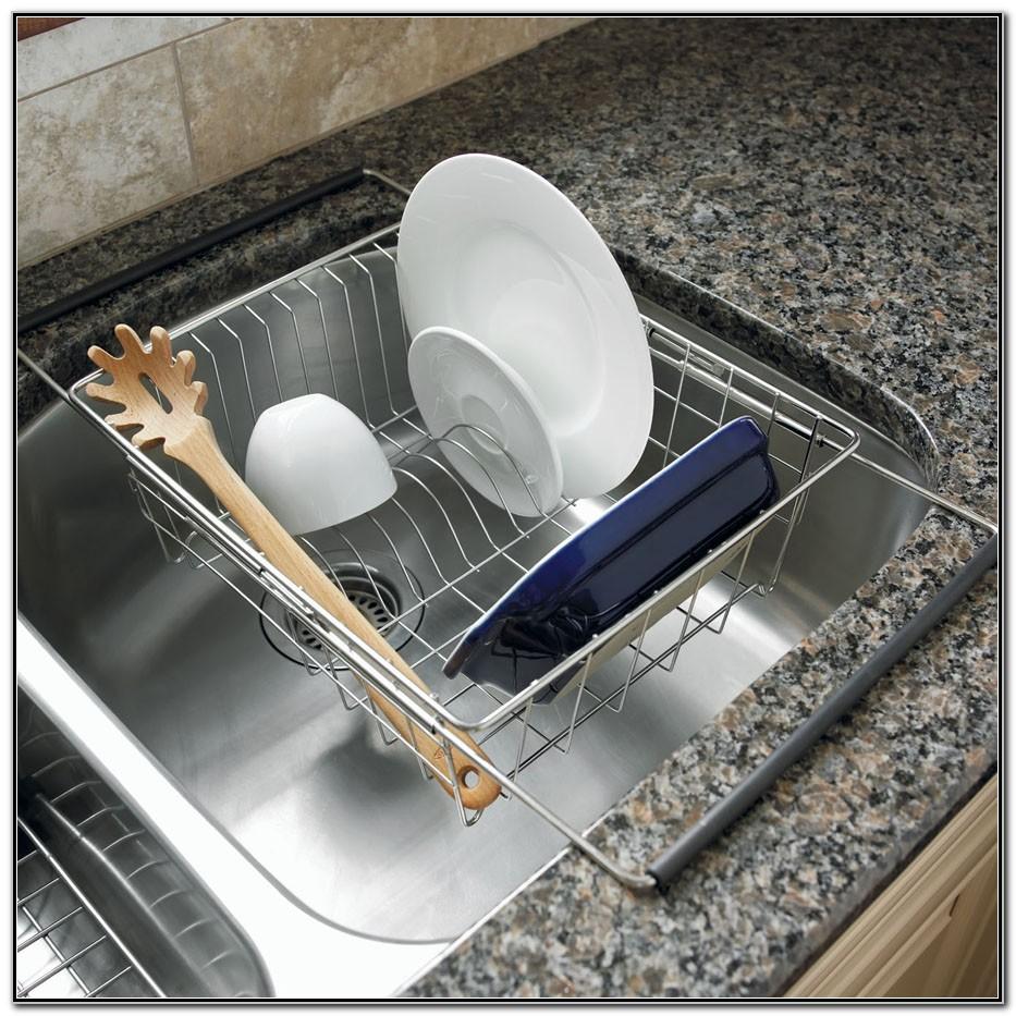 In Sink Dish Rack