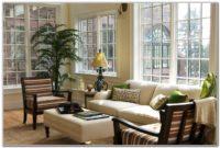 Indoor Sunroom Furniture Ideas