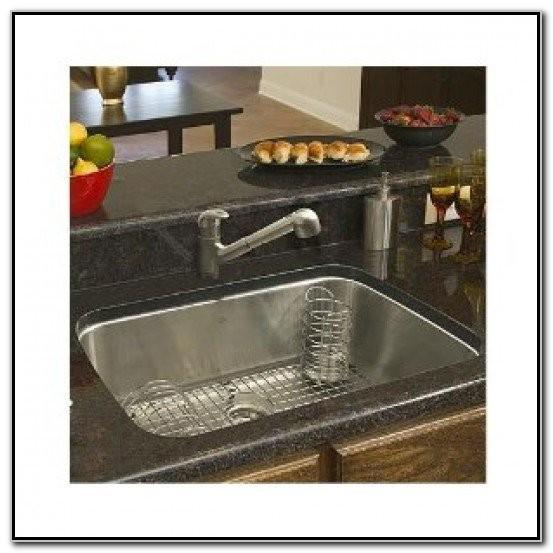 Install Undermount Sink Laminate Countertop