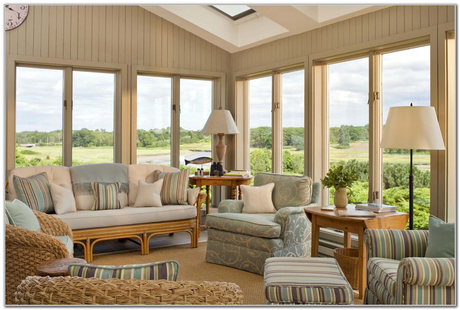 Interior Decorating Ideas For Sunrooms
