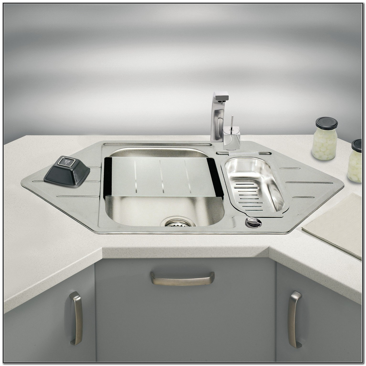 Kitchen Corner Sinks Uk
