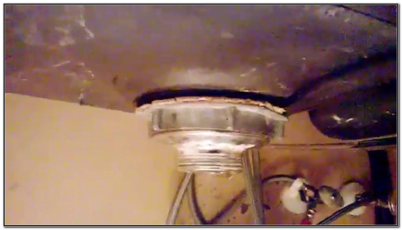 Kitchen Sink Drain Strainer Stuck