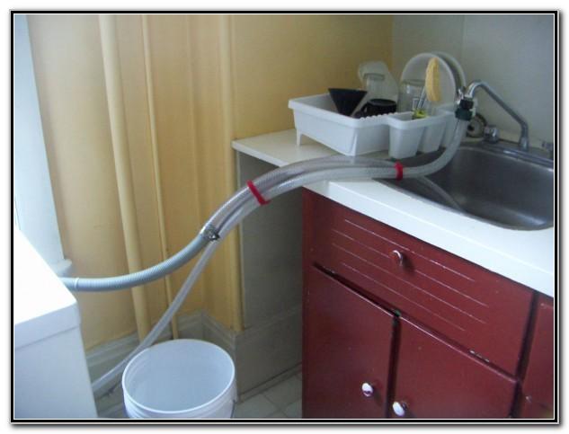 Kitchen Sink Tap Hose Connector