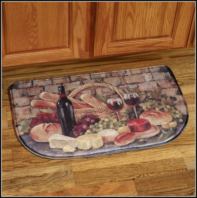 Kitchen Slice Rugs Mats