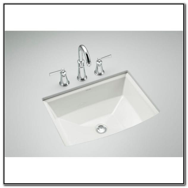 Kohler Archer Undermount Bathroom Sink