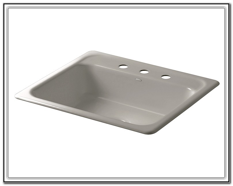 Kohler Cast Iron Kitchen Sink Weight