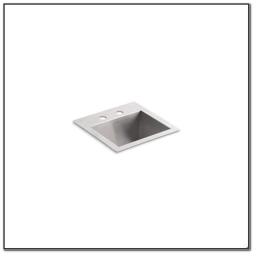 Kohler Drop In Bar Sinks