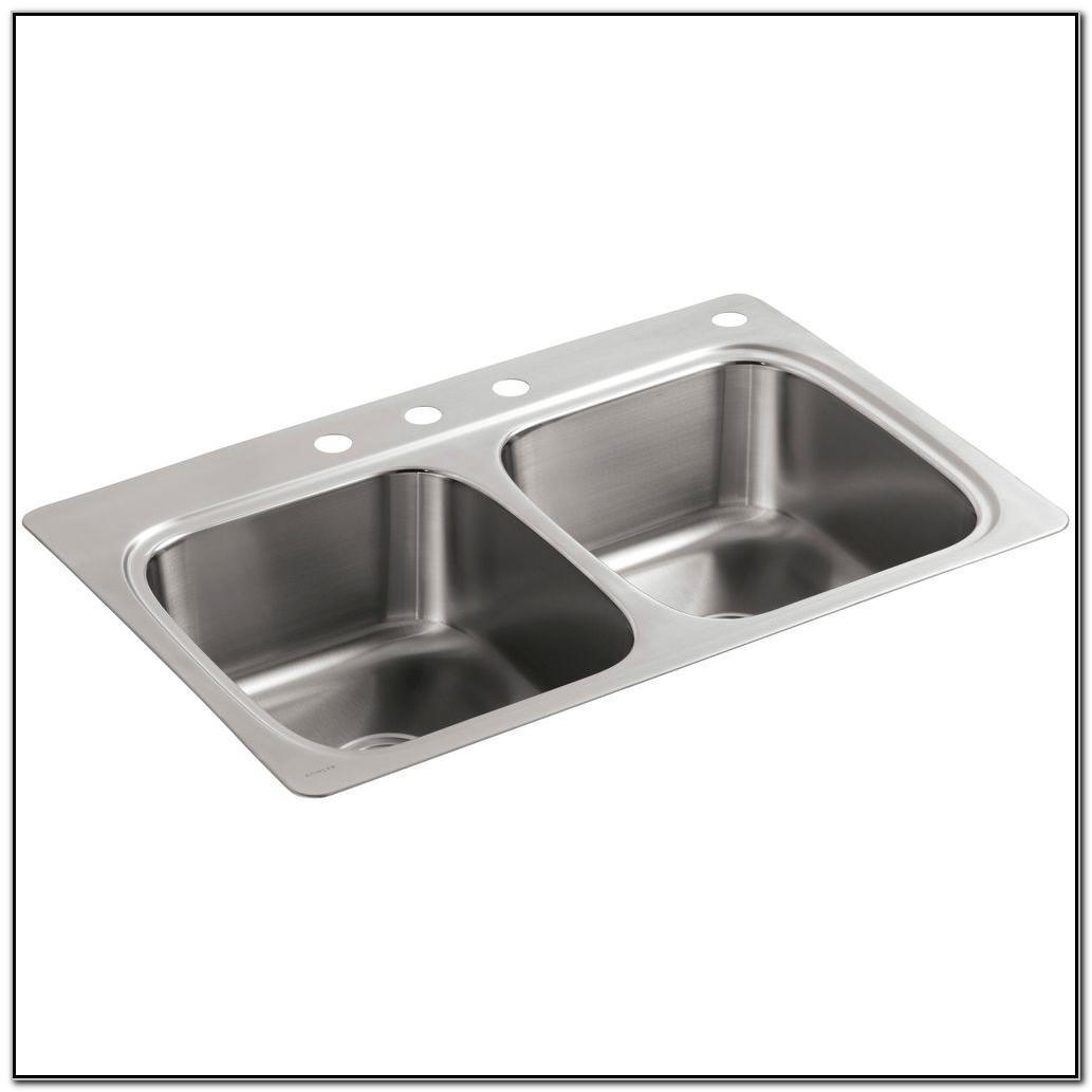 Kohler Drop In Sinks Kitchen