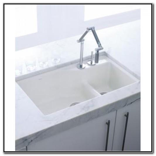 Kohler Indio Smart Divide Sink