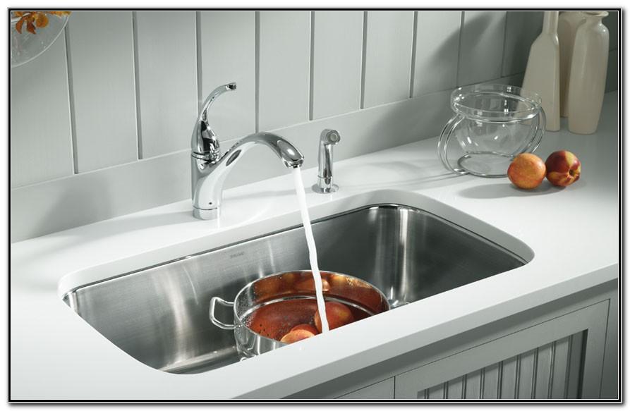 Kohler Kitchen Sinks Stainless Steel Undermount