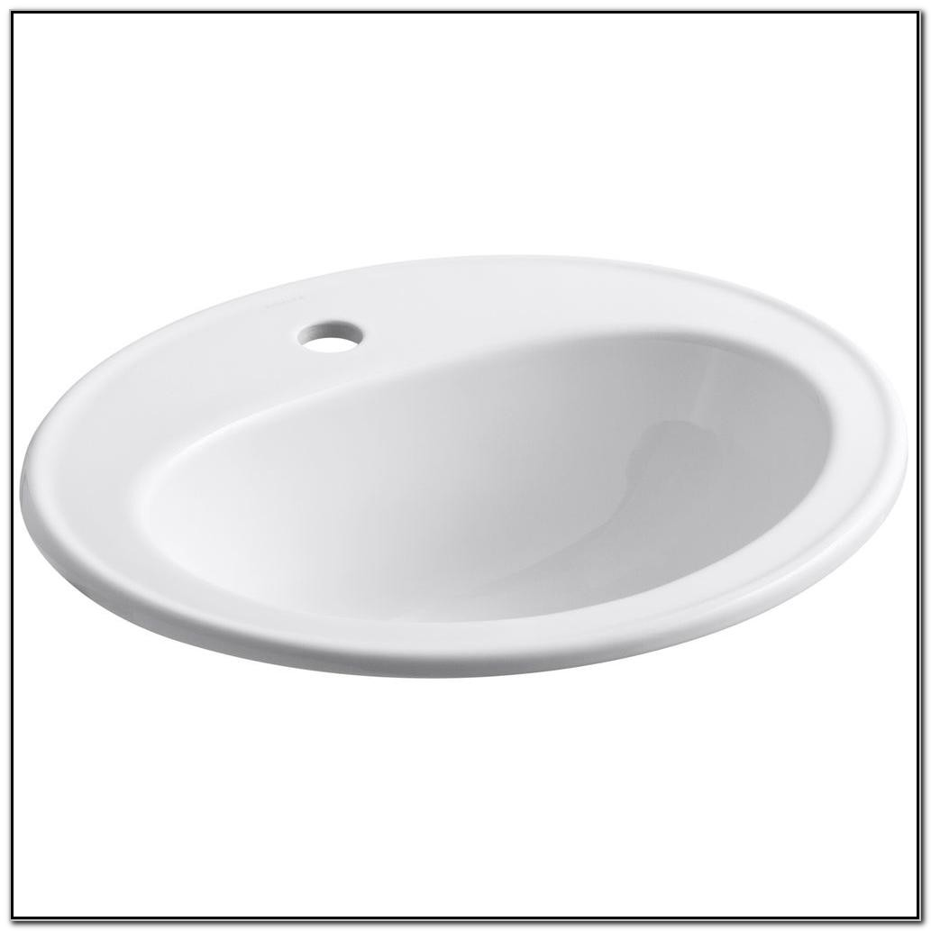 Kohler Pennington Drop In Sink