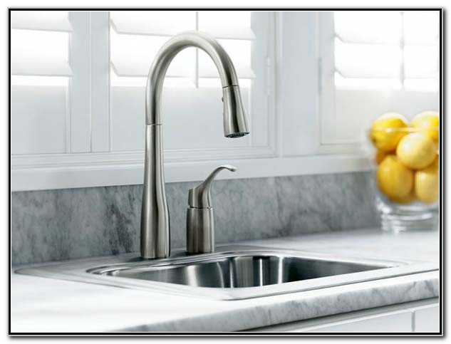 Kohler Sinks And Faucets Kitchen
