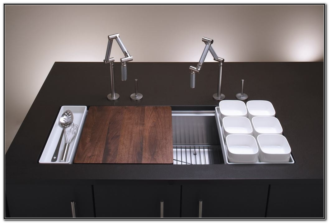 Kohler Stainless Steel Kitchen Sinks