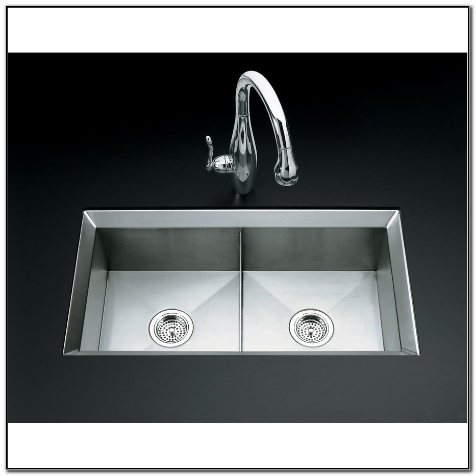 Kohler Undermount Kitchen Sinks Stainless Steel