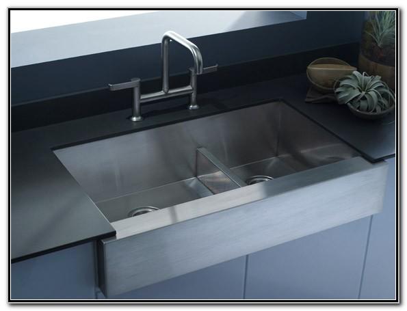 Kohler Vault Smart Divide Sink