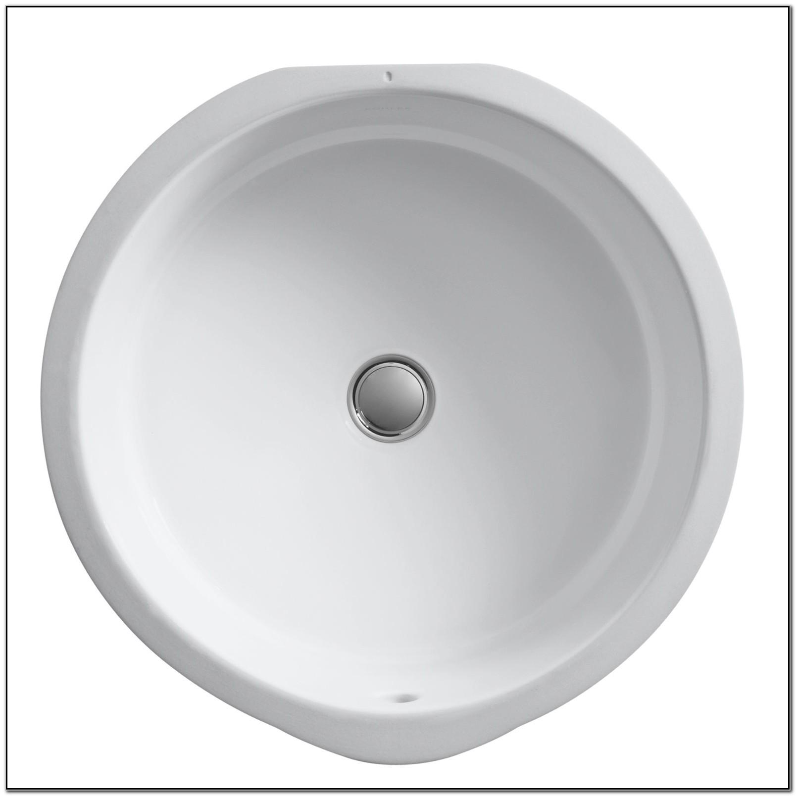 Kohler Verticyl Round Undermount Sink