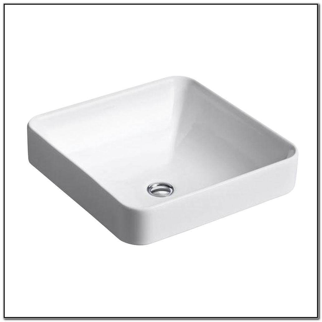 Kohler Vessel Sink With Overflow