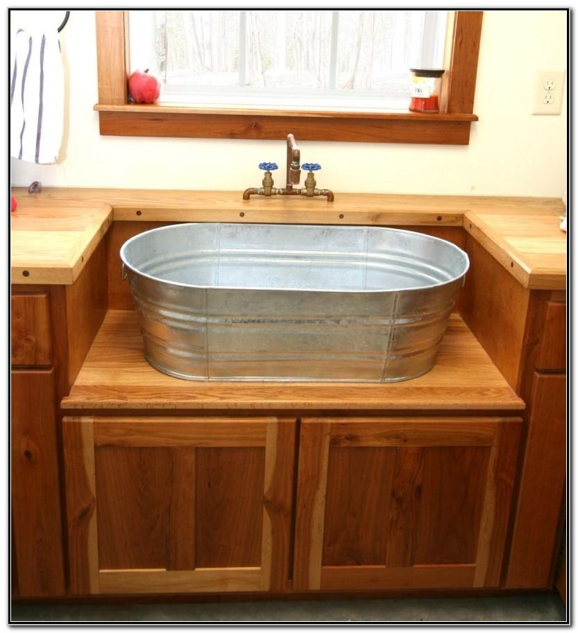 Laundry Sink Base Cabinet