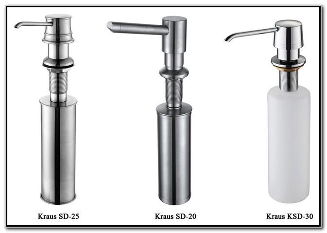 Liquid Soap Dispenser For Sink