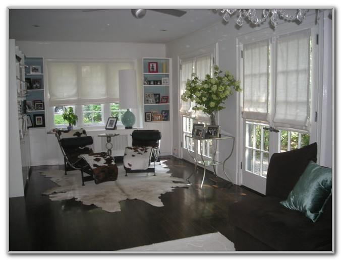 Make Sunroom Window Treatments
