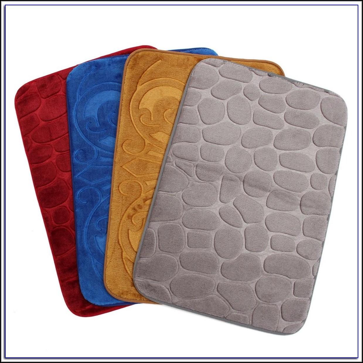 Memory Foam Area Rug 5x7