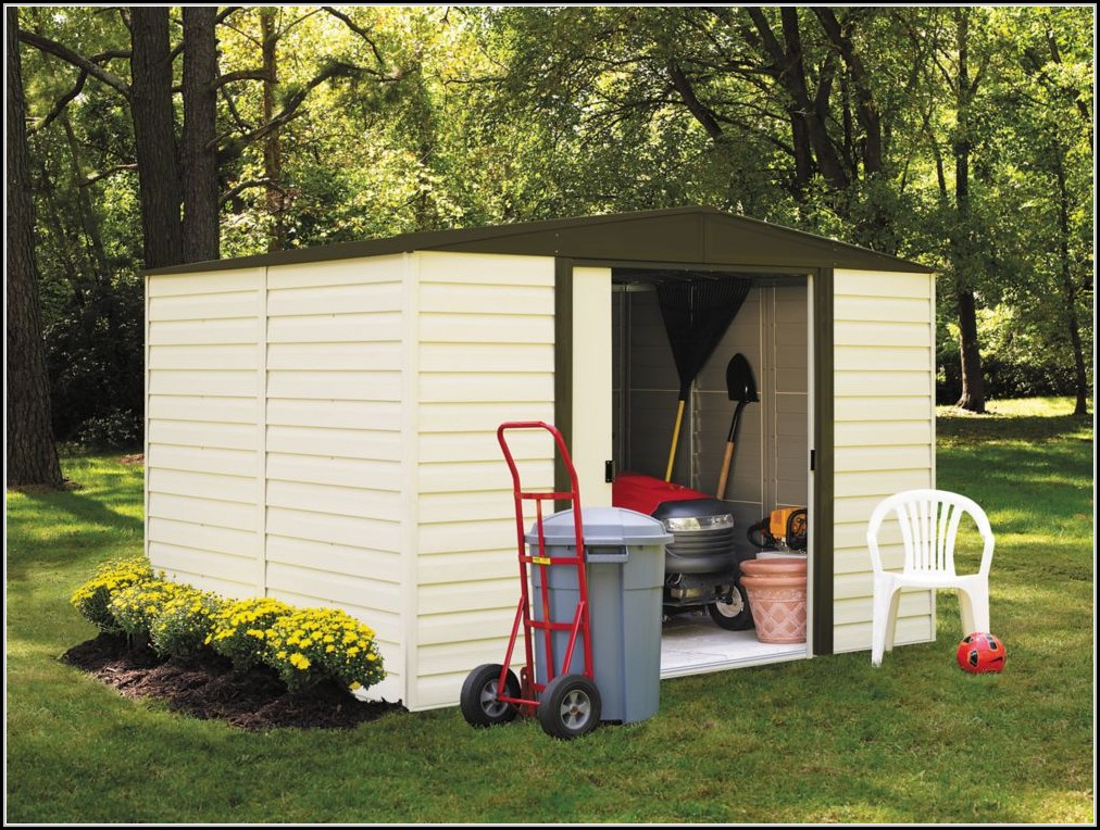 Metal Shed Home Depot Canada